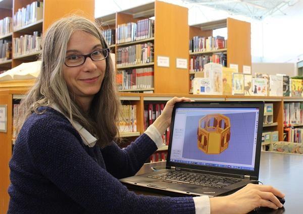 """程序员妈妈借助3D打印成功打造""""第二职业"""""""