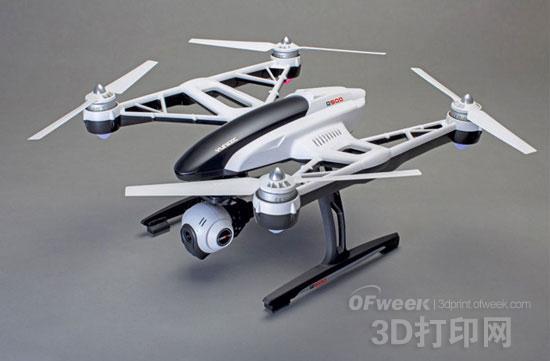 3D打印无人机设计挑战赛震撼来袭!