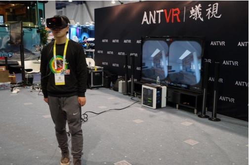 CES 2016蚁视全力出击 发布二代VR头盔及多款VR游戏