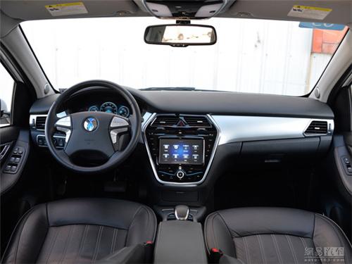 体验试驾腾势电动汽车 叫座 待定 图高清图片
