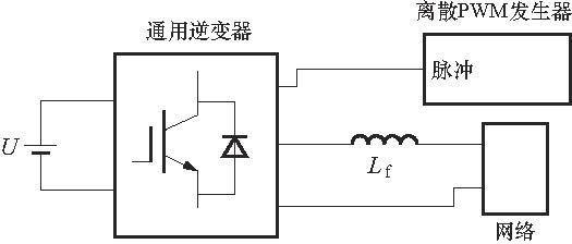 低频自激式逆变器电路图
