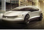 特斯拉新对手:苹果推首款纯电动车
