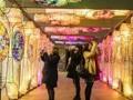 英国卢米埃尔伦敦LED灯光秀【美图+视频】