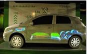 对比:北汽与比亚迪电动出租车各有所长