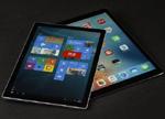 Surface Pro4对比iPad Pro评测 配合Windows10完虐苹果?