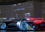 揭开神秘面纱!乐视控股的法拉第未来Zero1超级概念电动汽车曝光(图)