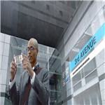 CES康宁未来展:汽车、零售、家居、沟通 玻璃显示无处不在