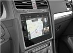 大众巨屏新车e-Golf Touch 支持无线充电和手势控制