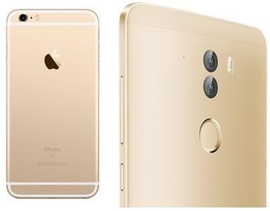 360手机极客版 大战iphone