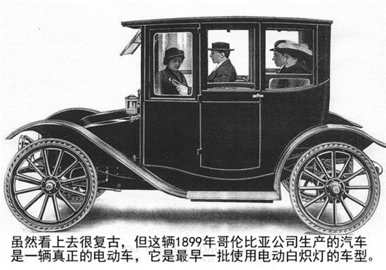 这时,用以启动发动机的电启动机也被发明出来,之后又有了蓄电池。至此,电光源车灯的必要条件凑齐了,于是白炽灯作为车灯的发展也就顺理成章了。不过在早期,汽车电器设备(启动机、发电机、蓄电池和照明设备)并不是每辆汽车的标配,而是根据用户需求选装,直到1925年,电器设备才成为每辆汽车出厂时候的必备配置。