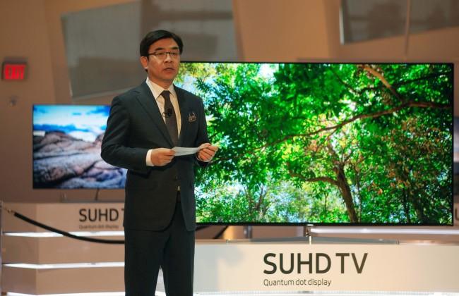三星量子点技术独领风骚 暂无意推出OLED电视