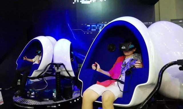 从街头游戏厅到虚拟现实赛车场——六自由度平台把虚拟体验推向极致