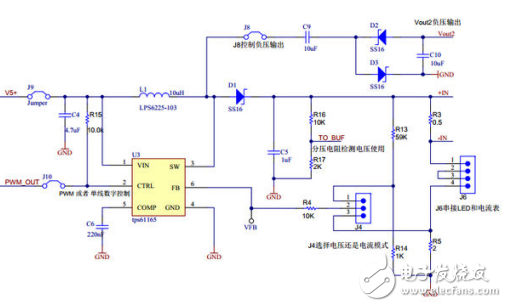 二:ac/dc转换器的工作原理-典型应用电路图