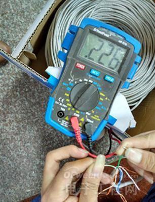 【技术分享】测量网线电阻的正确方法