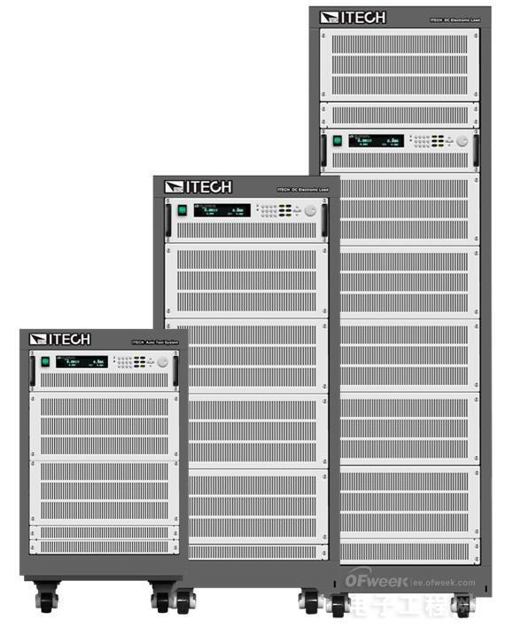 IT8900高性能大功率直流电子负载满足大功率测试需求