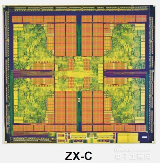 干货真正走向市场化 兆芯X86处理器技术水平如何?