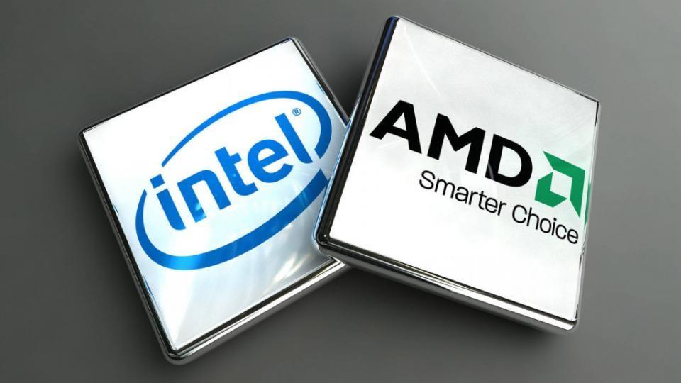 AMD向左Intel向右 PC时代两大芯片巨头何去何从?