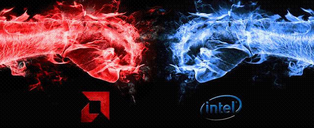 """聊一聊AMD和Intel这些年的""""恩恩怨怨"""""""