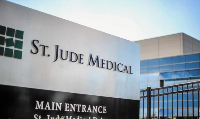 圣犹达心脏医疗设备电池出现问题:并导致两例死亡