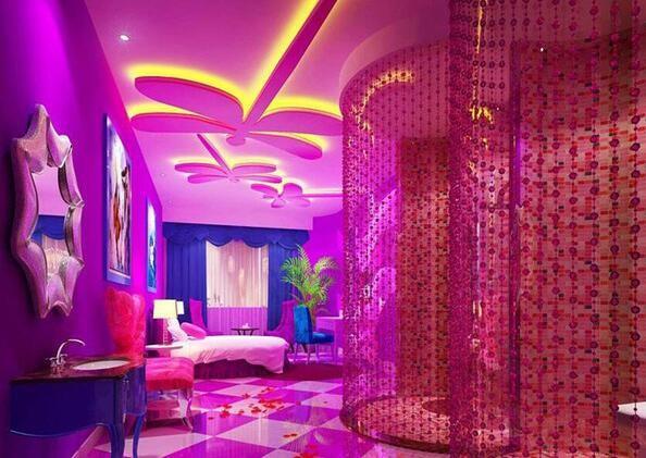 高端商务酒店设计中灯光照明设计方法