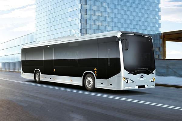比亚迪电动大巴开进非洲 为南非提供首支电动公交车队