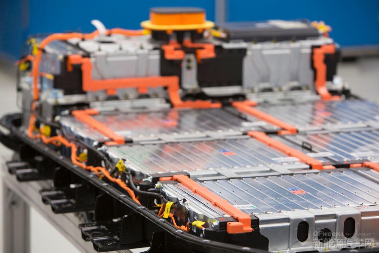 雪佛兰Bolt EV 60千瓦时LG化学电池