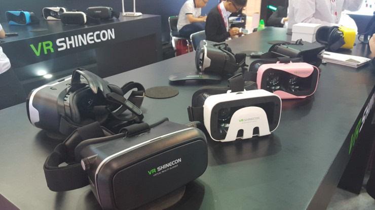 【观察】深圳山寨厂商泛滥成灾 VR门槛到底有多低?