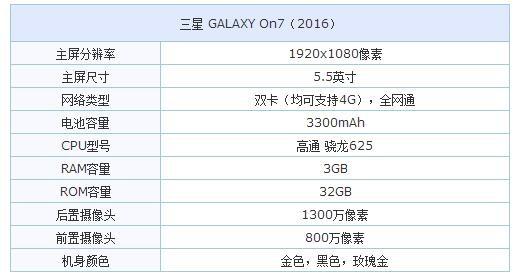 """三星Galaxy On7评测:用""""芯""""比华为nova/OPPO R9s快一步!""""大、快、好、省""""实至名归?"""
