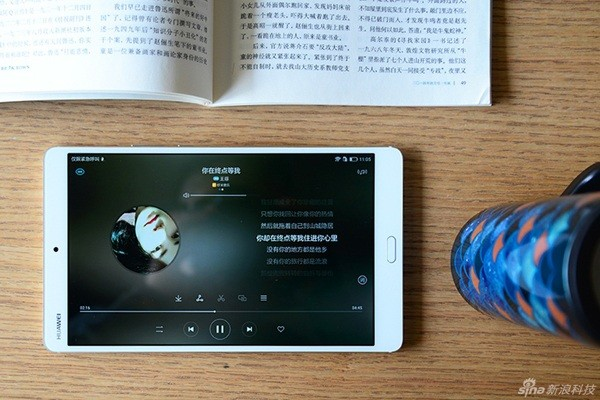华为平板 M3评测:2K屏幕、nova风格、杜比音效 随时随地享受家庭影院