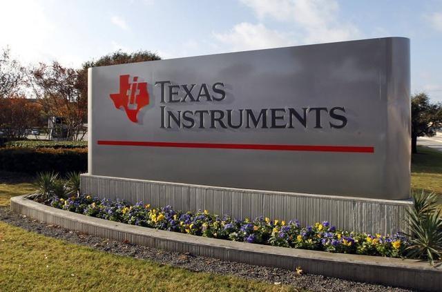 德州仪器第三季度净利润9.68亿美元 同比增长21%