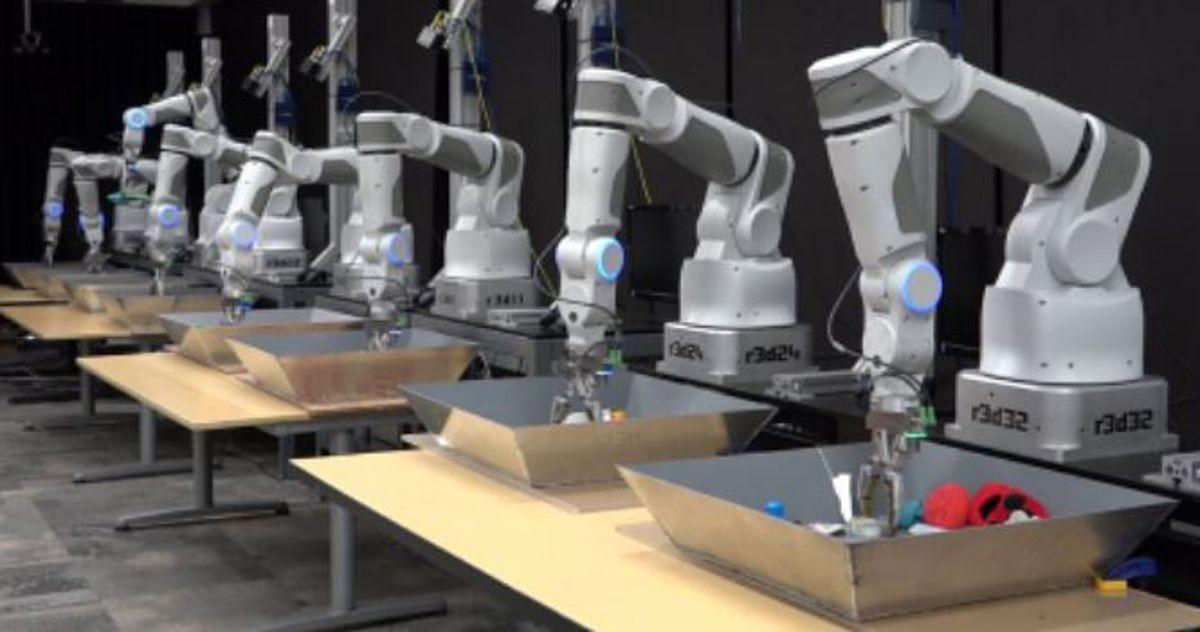 传谷歌叫停卖机械臂计划 不符合CEO的测试标准
