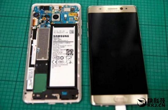 电池物理加压后 还敢给Note 7/iPhone 7充电吗?