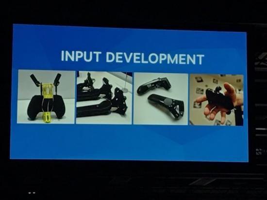 Valve展示新一代VR手柄 可兼容HTC VIVE