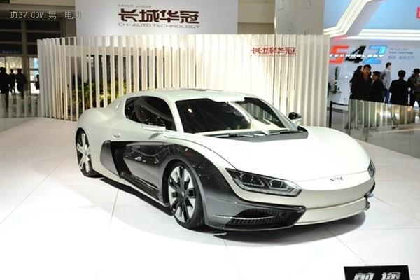 长城华冠正式获批第三张新建纯电动乘用车生产资质