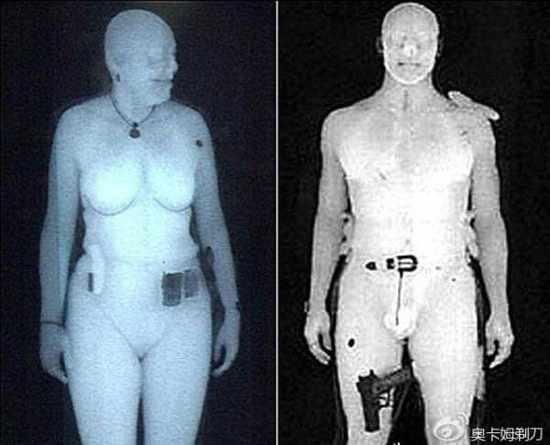 """成都双流机场""""弱光子""""安检仪疑云揭秘:对人体有没有伤害?"""
