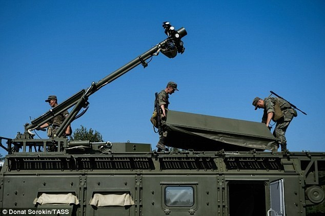 """俄罗斯微波枪:周围一公里成无人机""""死亡区"""""""