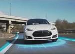 特斯拉发布全新的自动驾驶系统 车载神经网计算速率12万亿次/秒