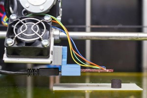 研发人员开发出3D打印永久磁体的新方法