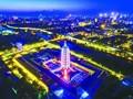 """南京提升城市夜景照明 打造""""夜南京""""新名片"""