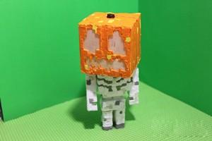 万圣节将至!3Doodler教你制作人形南瓜灯
