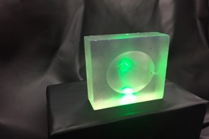 利用3D打印技术研发可控超声波变频器
