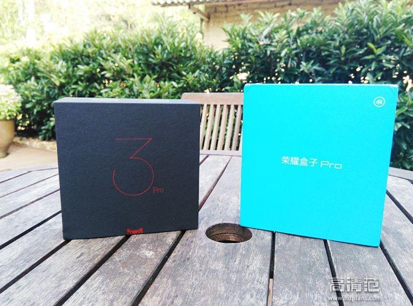天猫魔盒3proPK华为盒子pro:都有颜有料 选哪个?