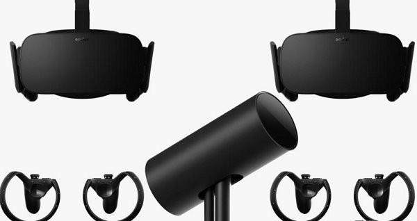 Oculus发布新套装价格和HTCVive有的一拼