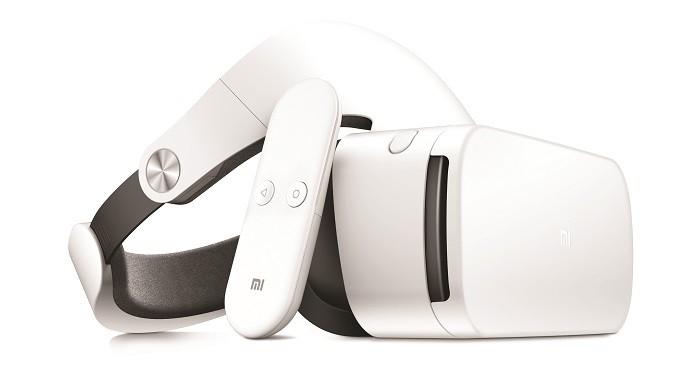小米VR眼镜带有基于Nordic nRF52832 SoC器件的无线体感手柄