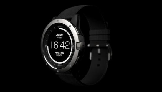 全球首款体温供电智能手表在硅谷发布