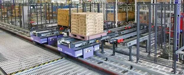 日本物流机械企业大福 一条传送带称霸世界!
