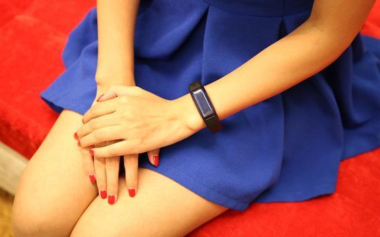 乐心医疗与苹果公司同台竞技:打造运动健康手环