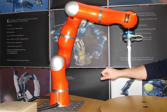机器人传感器