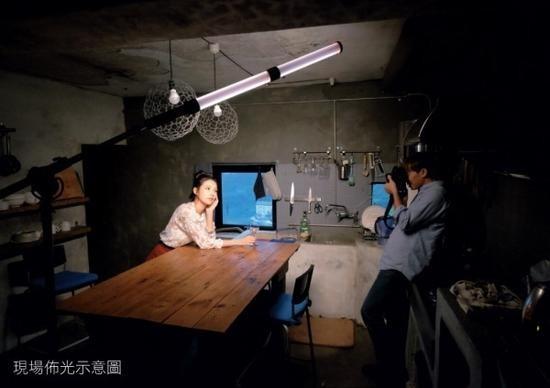 LED光棒辅助人像摄影大揭秘:这样补光才有feel