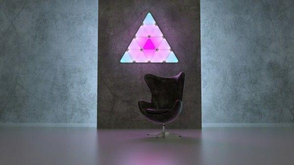 能像乐高积木般拼装的智能照明面板